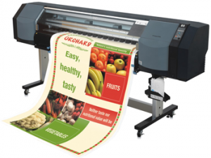 Wide Format Imaging is an essential component to many vertical markets